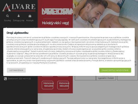 Alvare materace Warszawa