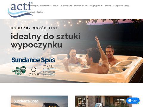 ActiGroup.pl najlepsze minibaseny