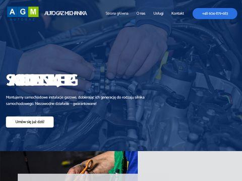 Agm.waw.pl Auto-Gaz-Mechanika wymiana reduktora