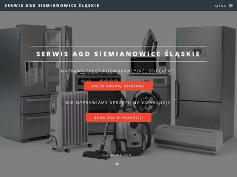 Agdsiemianowice.pl elektroserwis naprawa