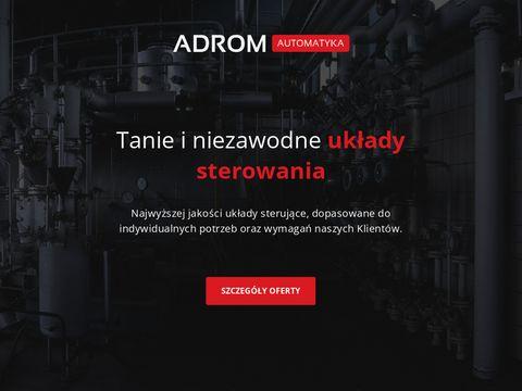 Adrom-automatyka.pl - sterownik do hydroforu