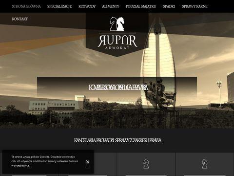 Adwokatrzeszow.info kancelaria adwokacka Rupar
