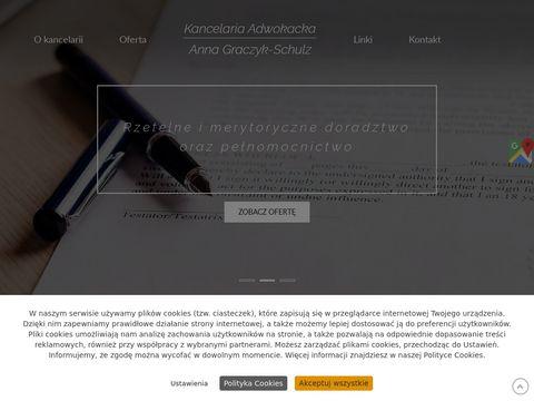 Adwokatgraczyk.pl kancelaria adwokacka