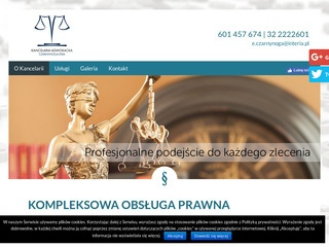Adwokat-myslowice.info.pl Czarnynoga Ewa