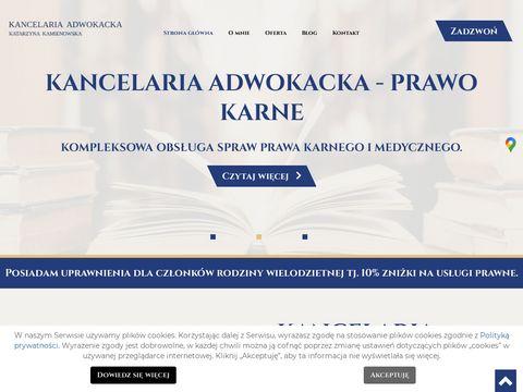 Adwokat-kamienowska.pl