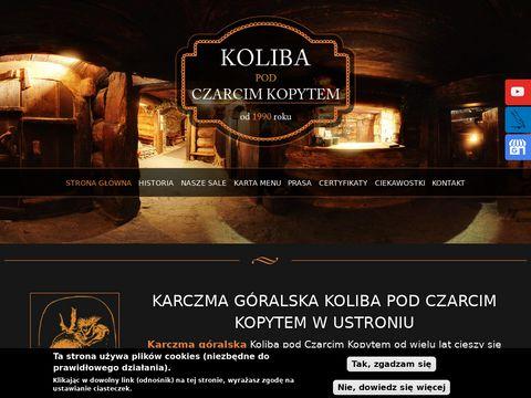 Czarciekopyto.pl wesele w Ustroniu