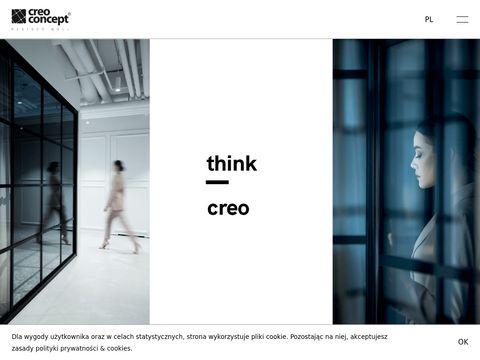 Creoconcept.pl nowoczesne biurowe systemy szklane