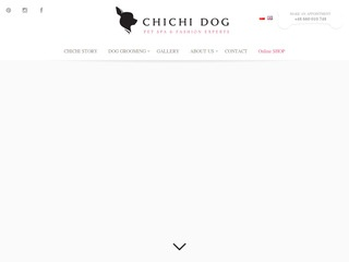 Chichidog.pl Pet Spa & Fashion Experts