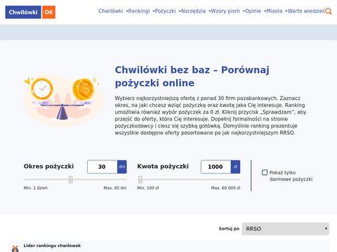 Chwilowkiok.pl