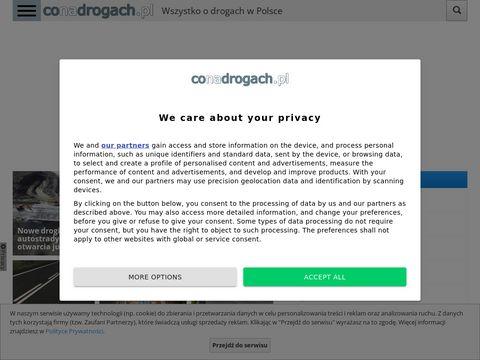 CoNaDrogach.pl - o drogach w Polsce