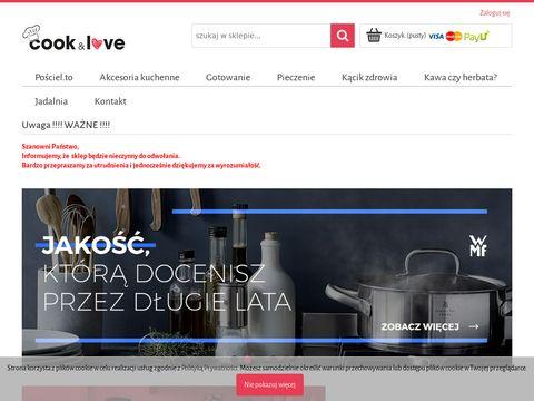 CookandLove.pl młynki do zbóż