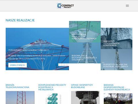 Compact-project.pl biuro inżynierskie