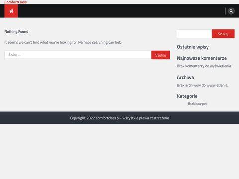 Comfortclass.pl prywatny przewoźnik