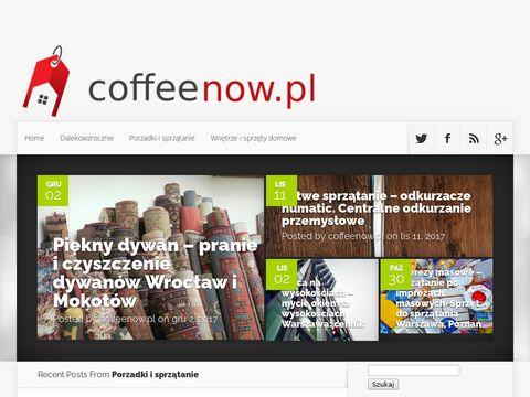 Coffeenow.pl - żywice na posadzki