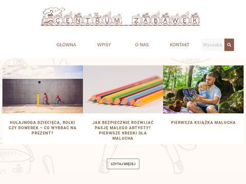 Centrum-zabawek.com.pl zabawki drewniane