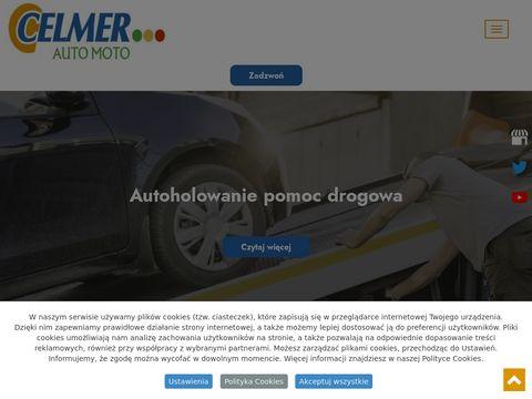 Celmer stacja kontroli pojazdów Toruń