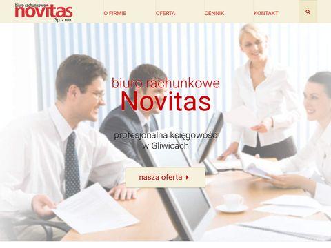 Novitas Księgowość Gliwice
