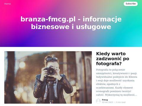 Branza-fmcg.pl wiadomości z branży retail