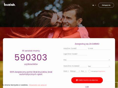 Buziak.de zapraszamy na niemieckie portale randkowe