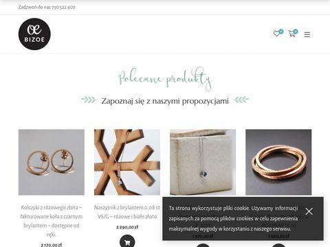 Bizoe.pl oryginalna biżuteria
