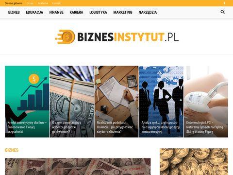 Biznes Instytut - gra na giełdzie szkolenia