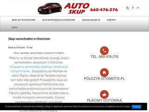 BestCar autokomis Tychy