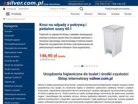 Esilver.com.pl - sprzęt do sprzątania