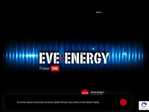 Eve-energy.pl - generatory oświetleniowe