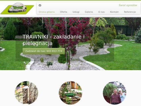 Ekopark ogrodnictwo Wołomin