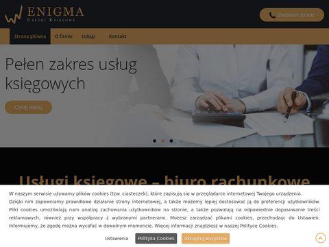 Enigma-ksiegowi.pl
