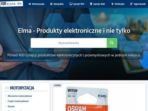 Elma-RK klimatyzacja samochodowa części