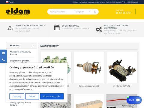 Eldam.pl wyłącznik zwarciowy ds