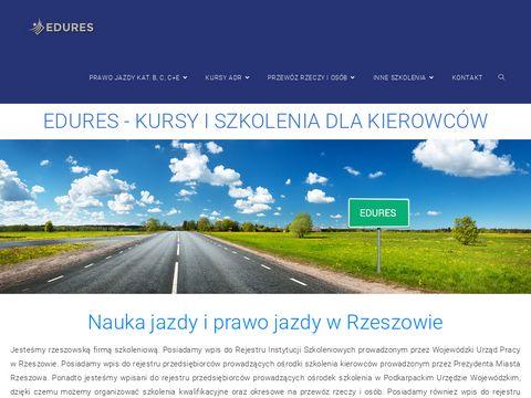 Edures.pl kwalifikacja wstępna