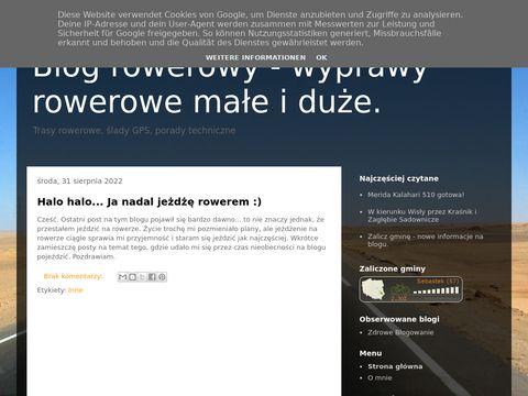 Dzidarowerem.blogspot.com Lubelszczyzna