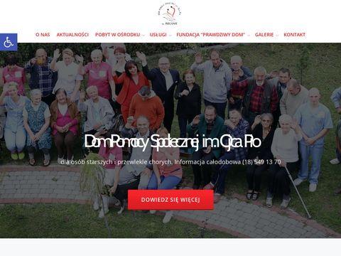 Domopiekicalodobowej.pl