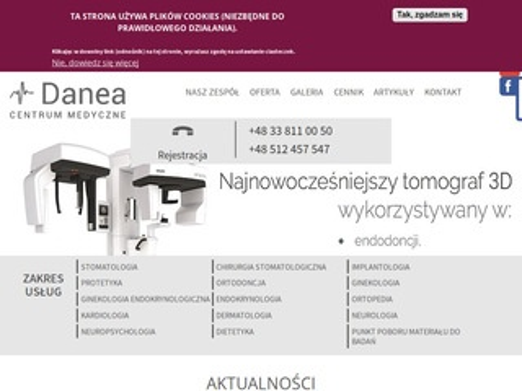 Danea.pl neurolog Bielsko
