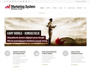 Dariuszjurek.pl - marketing internetowy