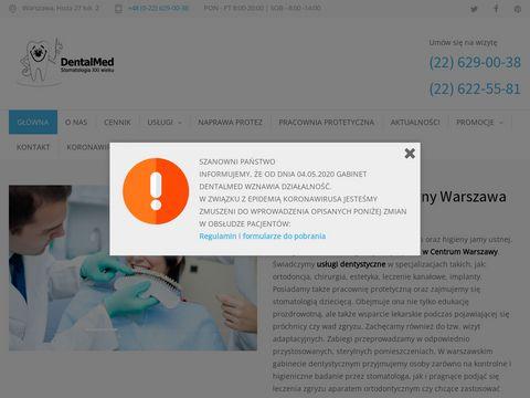 DentalMed - dentysta Warszawa