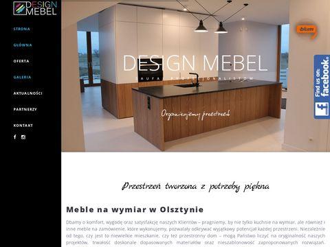 DesignMebel szafy na wymiar Olsztyn