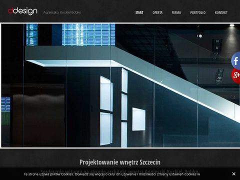Ddesign projekty aranżacji wnętrz Szczecin