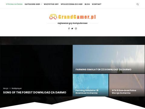 Grandgamer.pl - używane gry na konsole