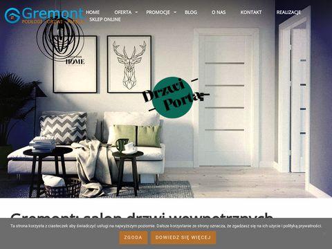 Gremont.pl usługa montażu podłóg