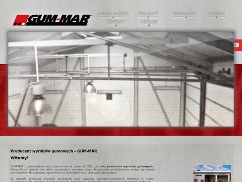 Gum-mar.pl odboje gumowe do naczep