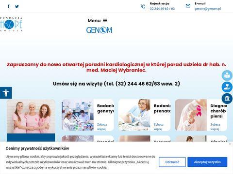 Godula-Hope usg płodu Śląsk