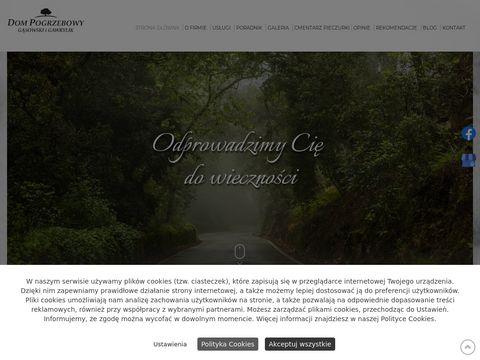 Gasowski.info - firma pogrzebowa