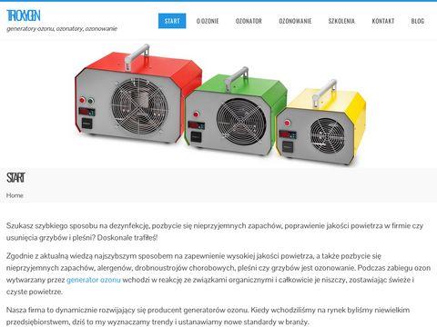 Generator-ozonu.pl oczyszczanie mieszkania