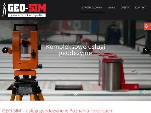 Geo-sim.pl