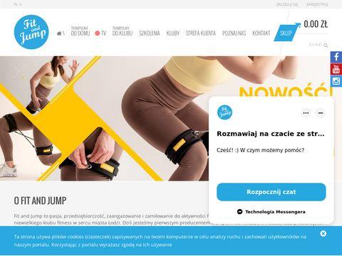 Fitandjump.pl - trampoliny fitness