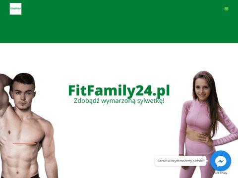 Fitfamily24.pl - dietetyk Nisko