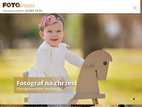 Fotoursus.pl dobry fotograf ślubny